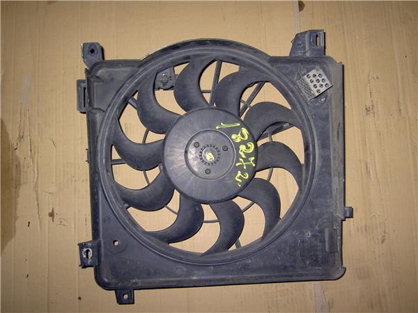 electroventilador opel astra h berlina 17 cdt foto 2