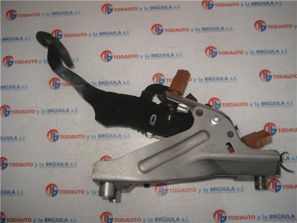pedal embrague nissan x trail iii 16 acenta 4 foto 2