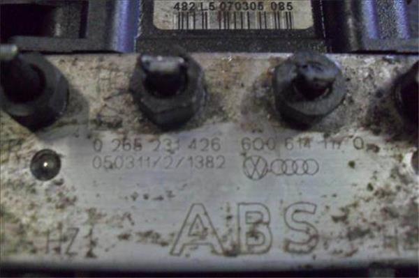 nucleo abs seat cordoba berlina 19 tdi foto 2