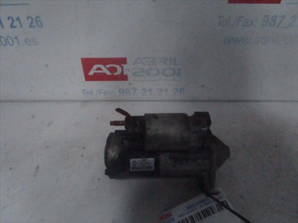 motor arranque renault kangoo ii (2008 >) 1.5 dci (kw0b)
