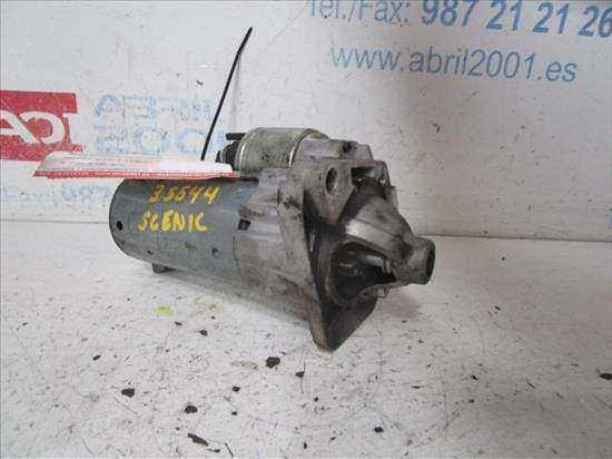 motor arranque renault scenic iii (jz)(2009 >) 1.5 dci