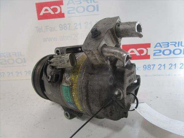compresor aire acondicionado opel astra h ber foto 2