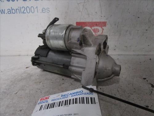 motor arranque renault megane iii fastback (bz0_) 1.5 dci (bz0d)