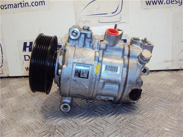 compresor aire acondicionado seat leon (5f1)(09.2012 >) 1.2 reference [1,2 ltr.   81 kw tsi]