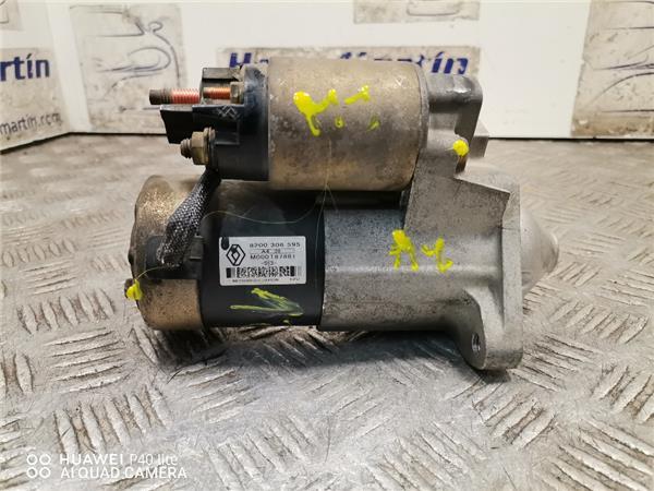 motor arranque renault megane ii sedán (lm0/1_) 1.5 dci