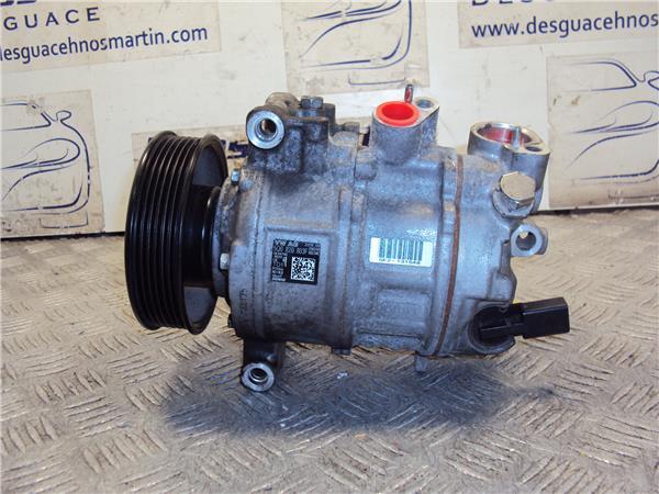 compresor aire acondicionado volkswagen passat variant (3g5)(07.2014 >) 2.0 advance bmt [2,0 ltr.   110 kw tdi]