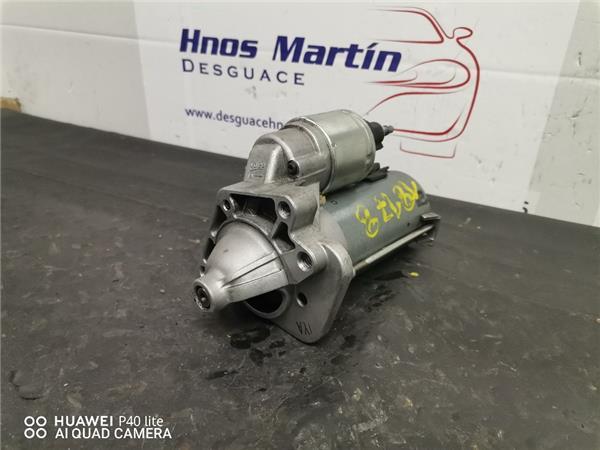 motor arranque dacia duster i (2010 >) 1.5 sl audacia 4x2 [1,5 ltr.   79 kw dci diesel fap cat]