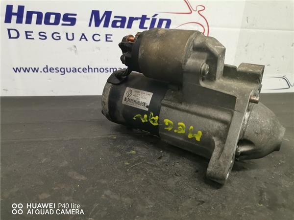 motor arranque renault megane ii 15 dci foto 2