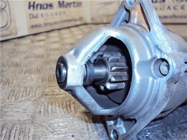 motor arranque opel astra f berlina 16 i 16v foto 3