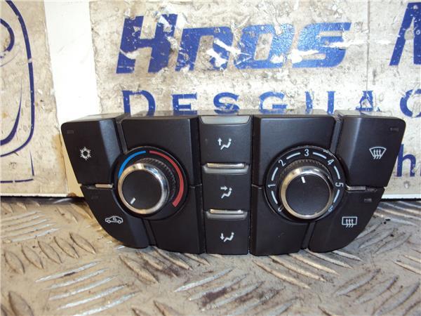 mandos climatizador opel astra j 14 foto 1