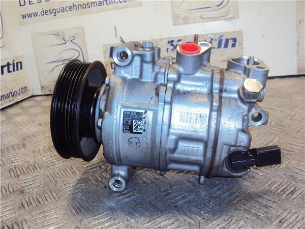 compresor aire acondicionado seat leon (5f1)(09.2012 >) 1.2 style connect plus [1,2 ltr.   81 kw tsi]