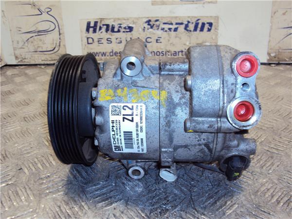 compresor aire acondicionado opel astra j 14 foto 1
