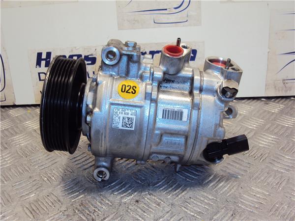 compresor aire acondicionado volkswagen caddy profesional (sa)(2015 >) 2.0 furgón bmt [2,0 ltr.   55 kw tdi]