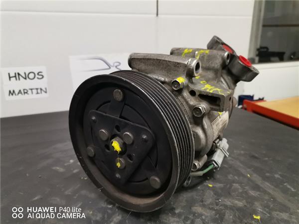 compresor aire acondicionado renault kangoo i foto 2