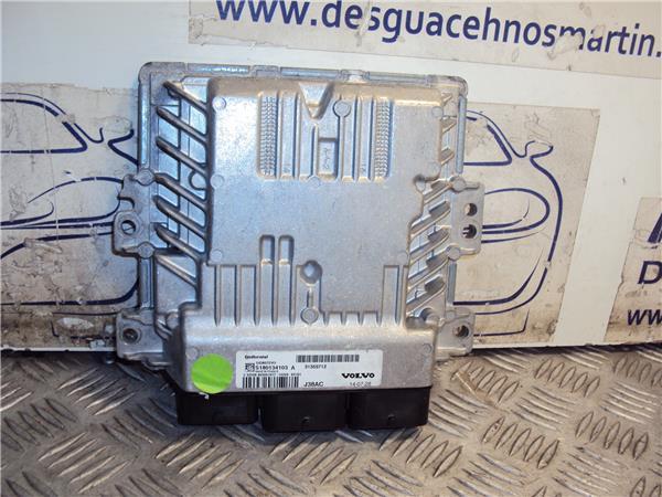 centralita volvo s 60 berlina (2010 >) 1.6 kinetic [1,6 ltr.   84 kw diesel cat]