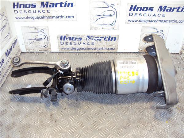 amortiguador delantero derecho porsche cayenne (typ 9pa)(2002 >) 4.5 turbo [4,5 ltr.   331 kw v8 turbo cat]