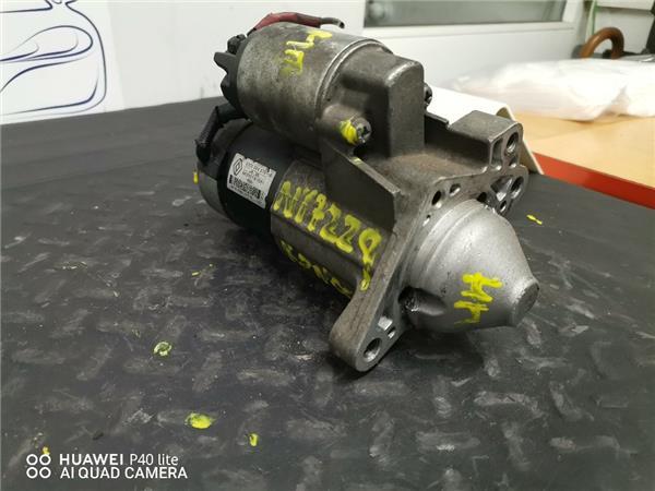 motor arranque renault kangoo ii (2008 >) 1.5 dci (kw0a)