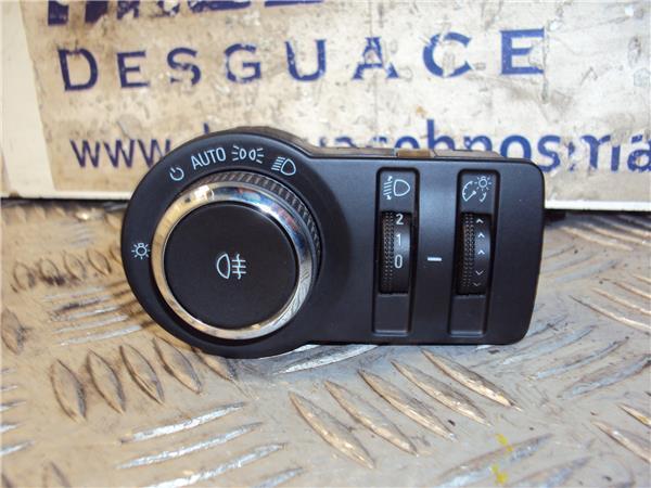 mando de luces opel astra j 14 foto 1