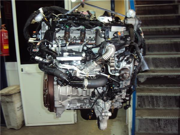 motor completo citroen berlingo furgón (2008 >) 1.6 l1 [1,6 ltr.   55 kw 16v hdi fap]