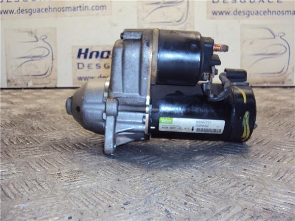 motor arranque opel astra f berlina 16 i 16v foto 1