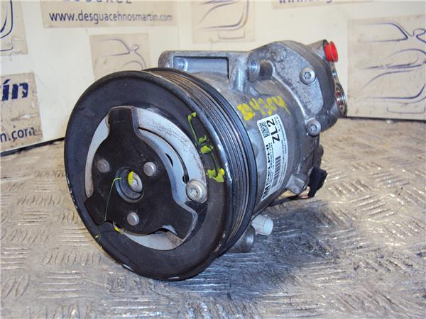 compresor aire acondicionado opel astra j 14 foto 3