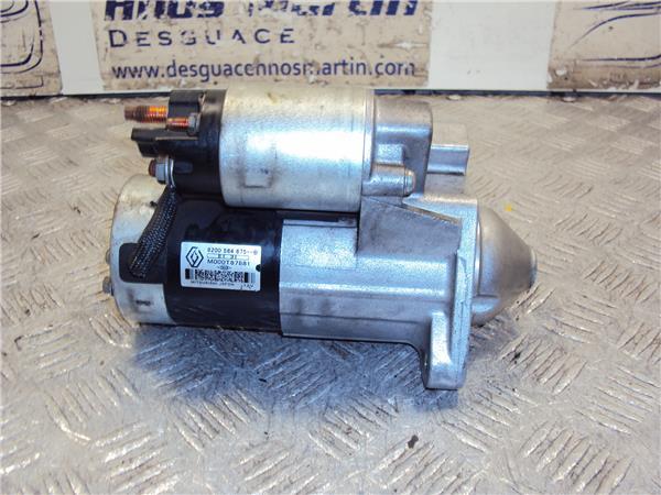 motor arranque nissan juke (f15)(06.2010 >) 1.5 acenta [1,5 ltr.   81 kw turbodiesel cat]