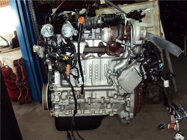 motor completo citroen berlingo combi (2008 >) 1.6 attraction [1,6 ltr.   55 kw 16v hdi fap]