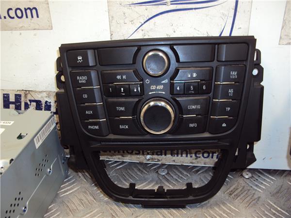radio cd opel astra j 14 foto 2