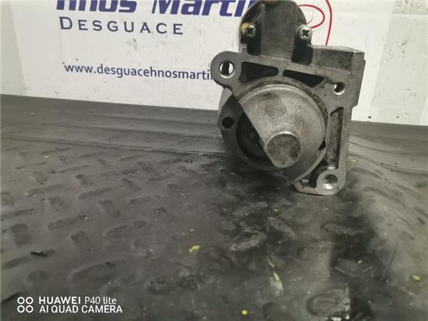 motor arranque renault kangoo i (f/kc0)(03.2003 >) 1.5 alize [1,5 ltr.   60 kw dci diesel]