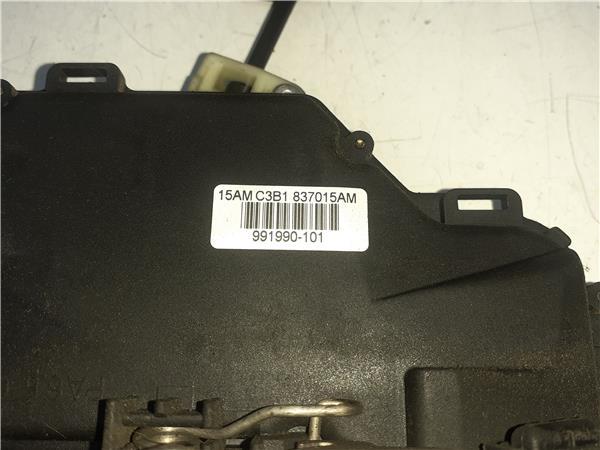 cierre electromagnetico delantero izquierdo v foto 5