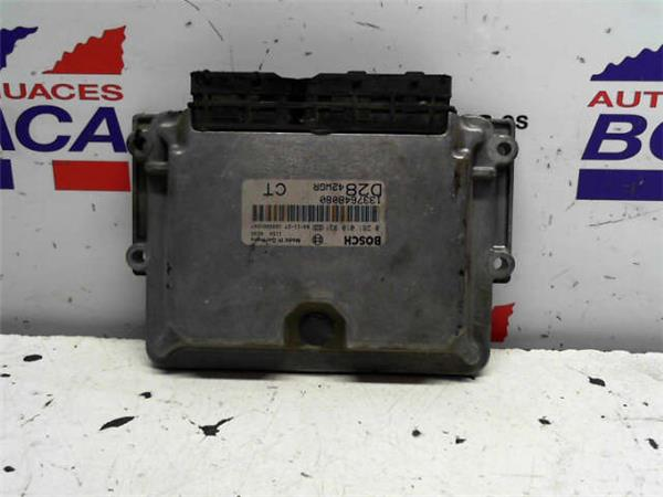 centralita peugeot boxer furgón (rs3200)(330)('02 >) 2.8 330 m   td [2,8 ltr.   94 kw hdi]