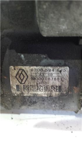 motor arranque renault scenic ii (jm)(2003 >) 1.5 confort authentique [1,5 ltr.   78 kw dci diesel]