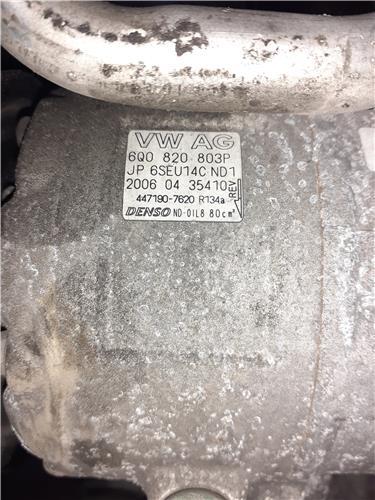compresor aire acondicionado seat cordoba ber foto 2