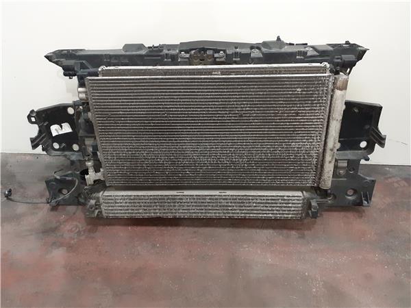 radiador aire acondicionado renault megane ii foto 2