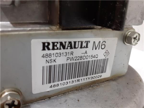 columna direccion electrica renault scenic ii foto 5