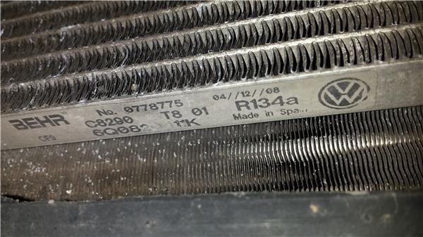 radiador aire acondicionado seat cordoba berl foto 2