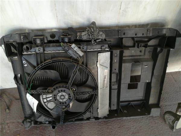 radiador citroen c3 14 hdi 70 foto 2