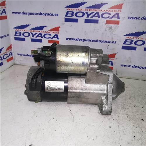 motor arranque renault kangoo ii (2008 >) 1.5 authentique [1,5 ltr.   50 kw dci diesel]
