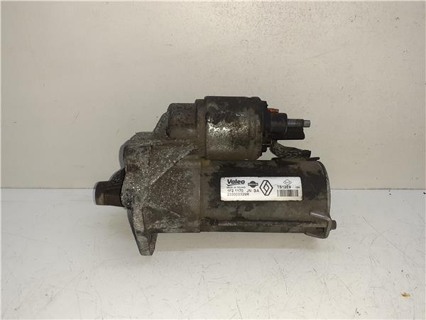motor arranque dacia lodgy (04.2012  >) 1.5 ambiance [1,5 ltr.   79 kw dci diesel fap cat]