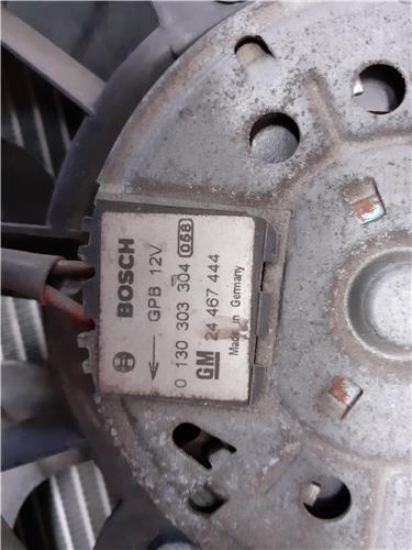 electroventilador opel astra h berlina (2004 >) 1.7 cdti