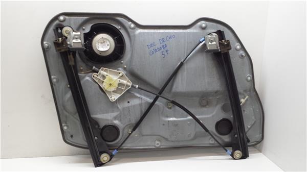 mecanismo elevalunas delantero derecho seat c foto 1