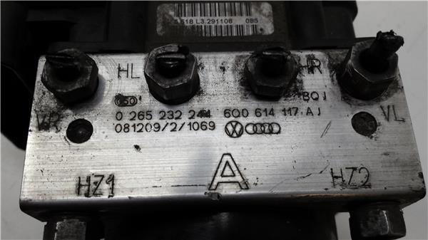 nucleo abs seat cordoba berlina 19 tdi foto 3