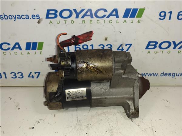 motor arranque renault megane ii berlina 3p (10.2002 >) 1.5 confort authentique [1,5 ltr.   74 kw dci diesel]