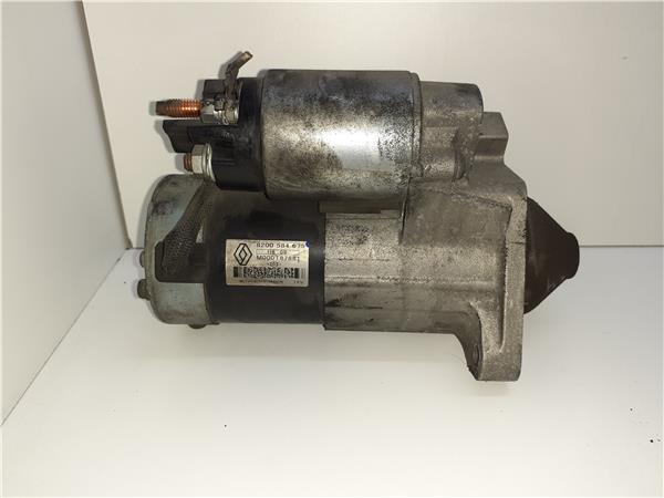 motor arranque renault megane ii berlina 5p (10.2002 >) 1.5 confort expression [1,5 ltr.   63 kw dci diesel cat]