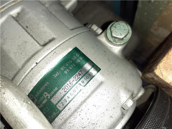 compresor aire acondicionado volkswagen polo foto 3