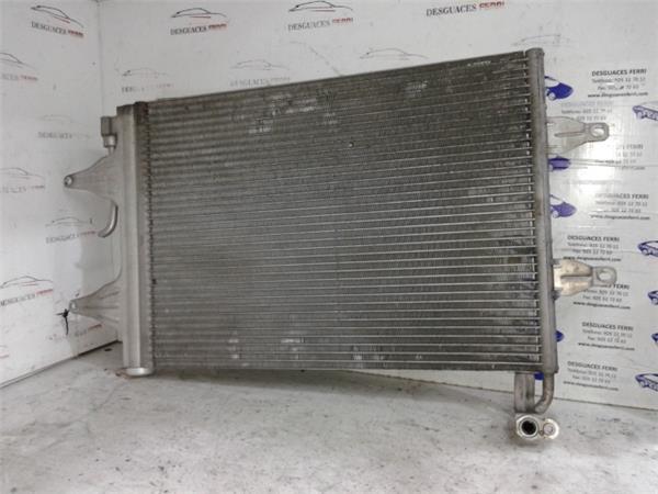 radiador aire acondicionado volkswagen polo i foto 1