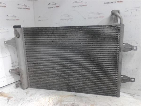 radiador aire acondicionado seat ibiza 19 sdi foto 2