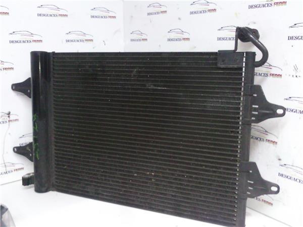 radiador aire acondicionado seat ibiza  (6l1)(04.2002  >) 1.9 tdi