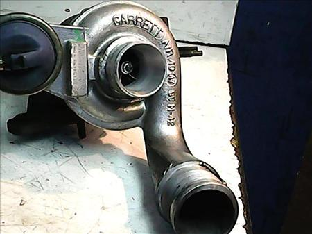 turbo renault megane i 19 dti foto 2