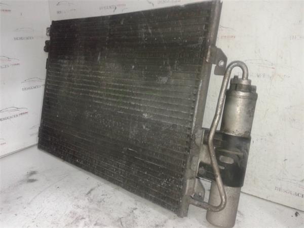 radiador aire acondicionado renault clio ii f foto 2